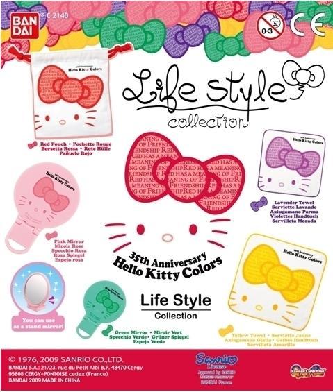 68mm Lifestyle Kolekcja Hello Kitty