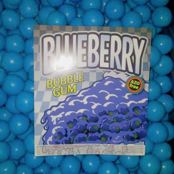 Gumy do żucia Blue Berry