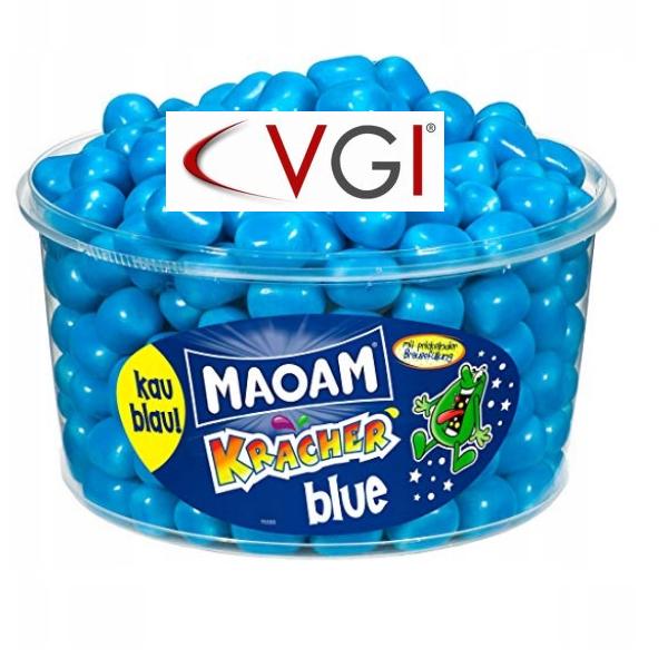 Gumy Rozpuszczalne MAOAM BLUE