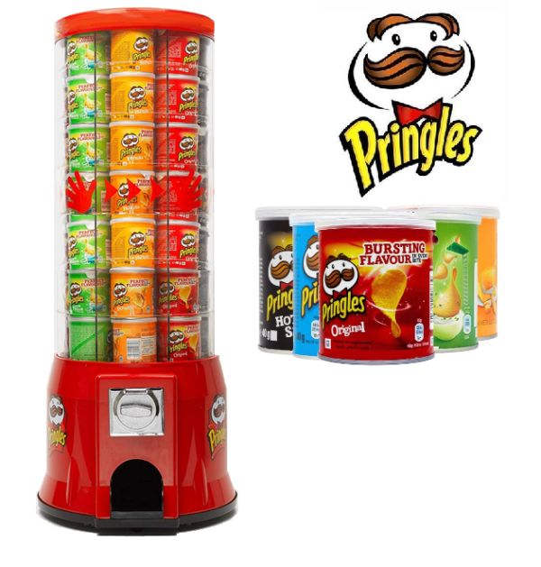 Automat for Pringles 1
