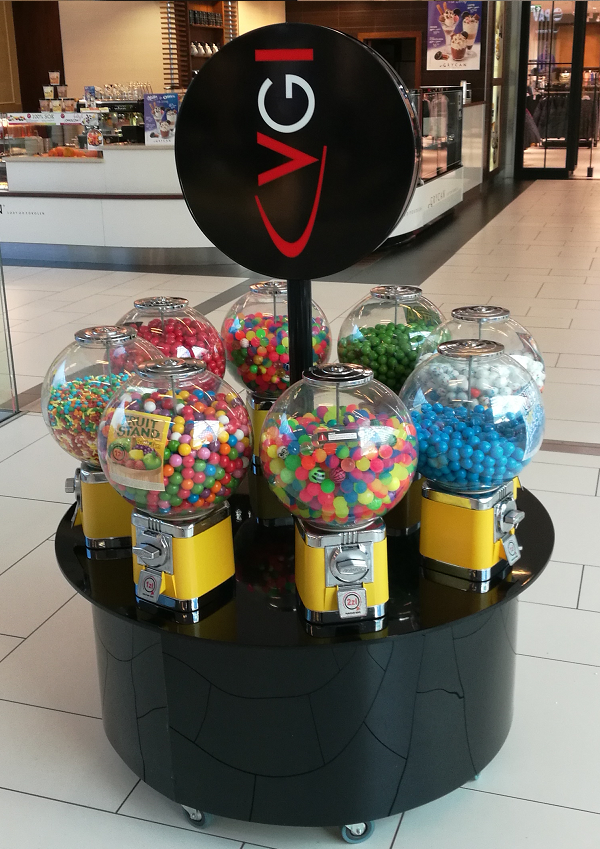 Kiosk for 8 automats (1)
